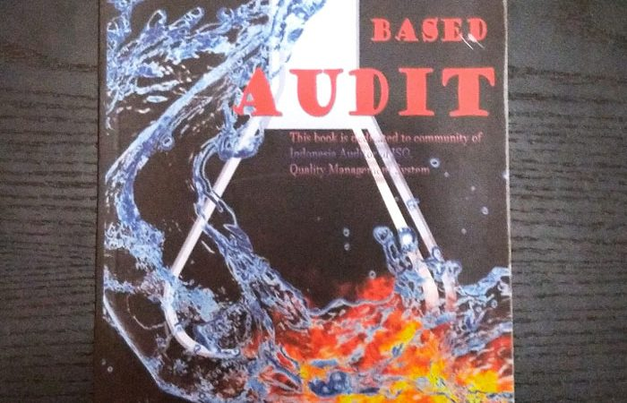 Cetak buku Factor Equipments Audit